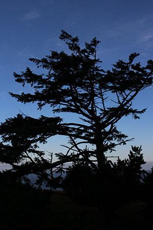 Sunset at Otter Crest