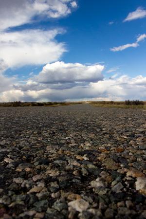 The road ahead, version tortoise