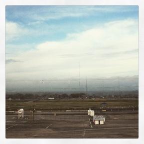 Desert Fog