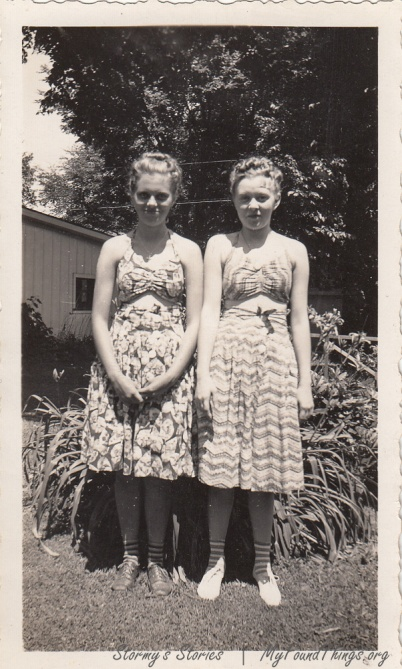 Printed by Rays Photo Service in La Crosse WI, July 1939